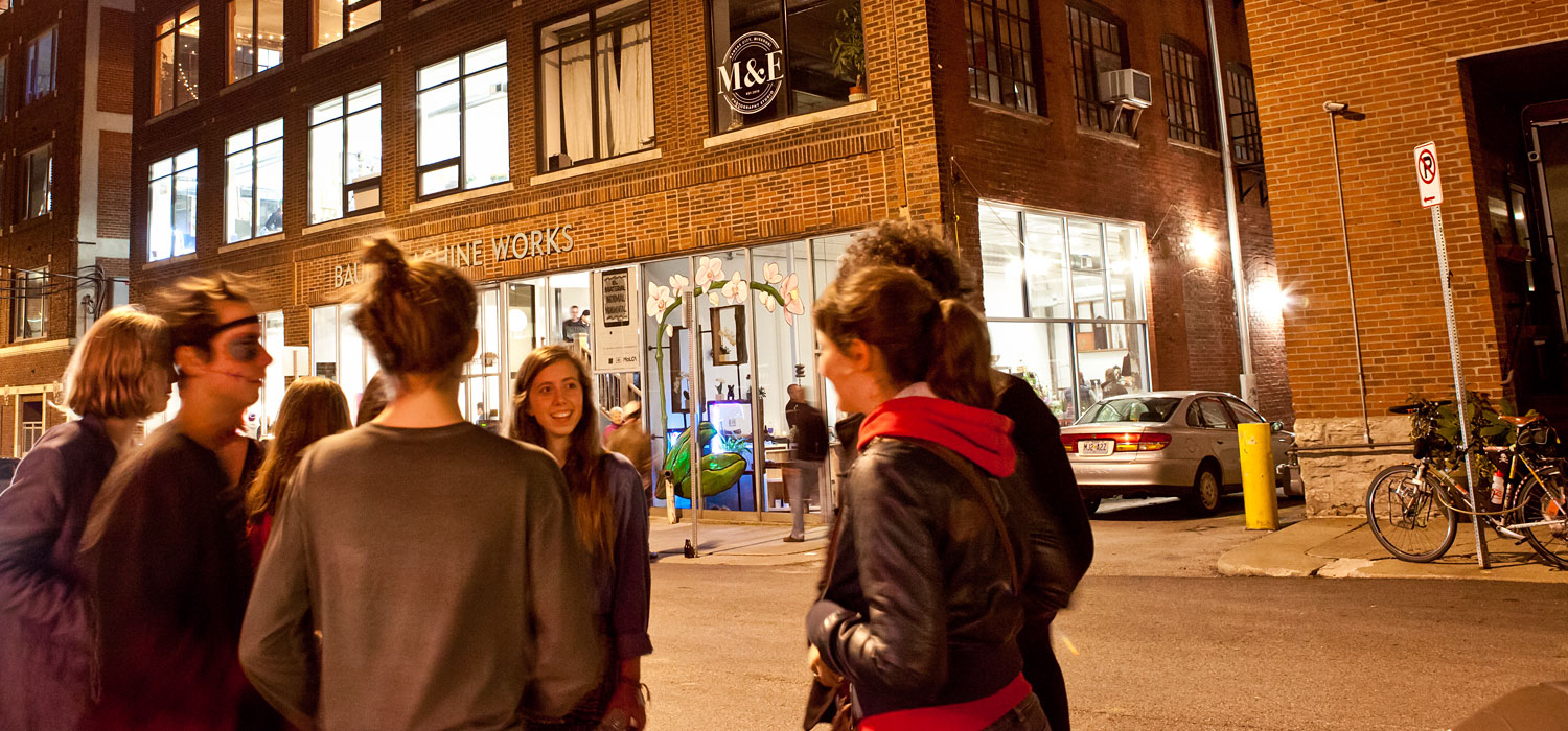 First Friday in the Crossroads